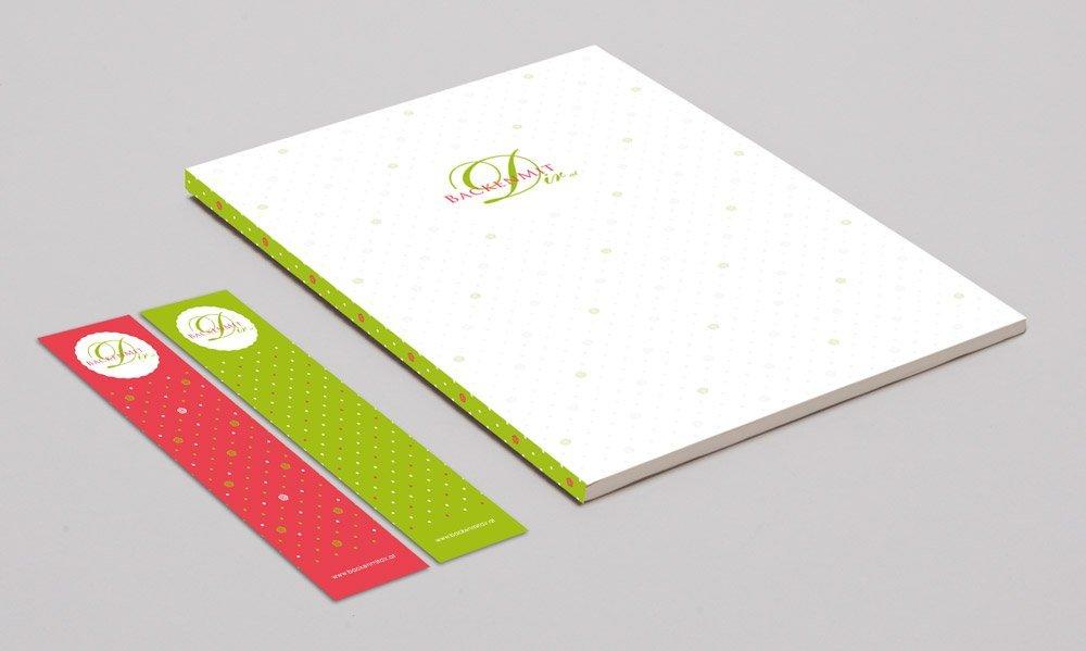 Corporate Design Gestaltung Geschäftsdrucksorten