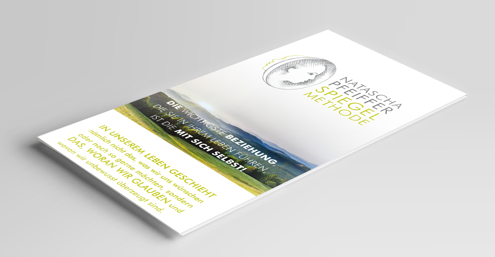 Flyer Design, Drucksorten, Print