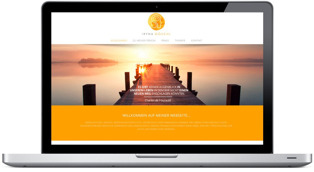 Webdesign, WordPress