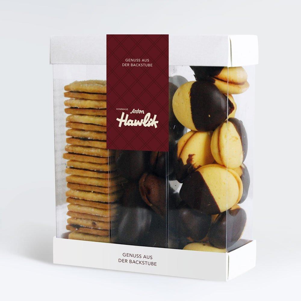 Logo Design und Verpackungsdesign für Hawlik