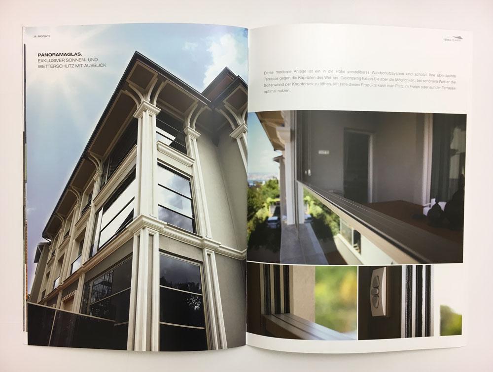 Editorial Design Kataloggestaltung