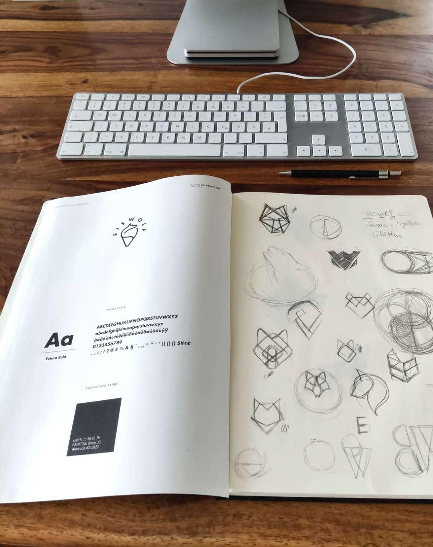 Logo Design Konzeption und Ideenfindung
