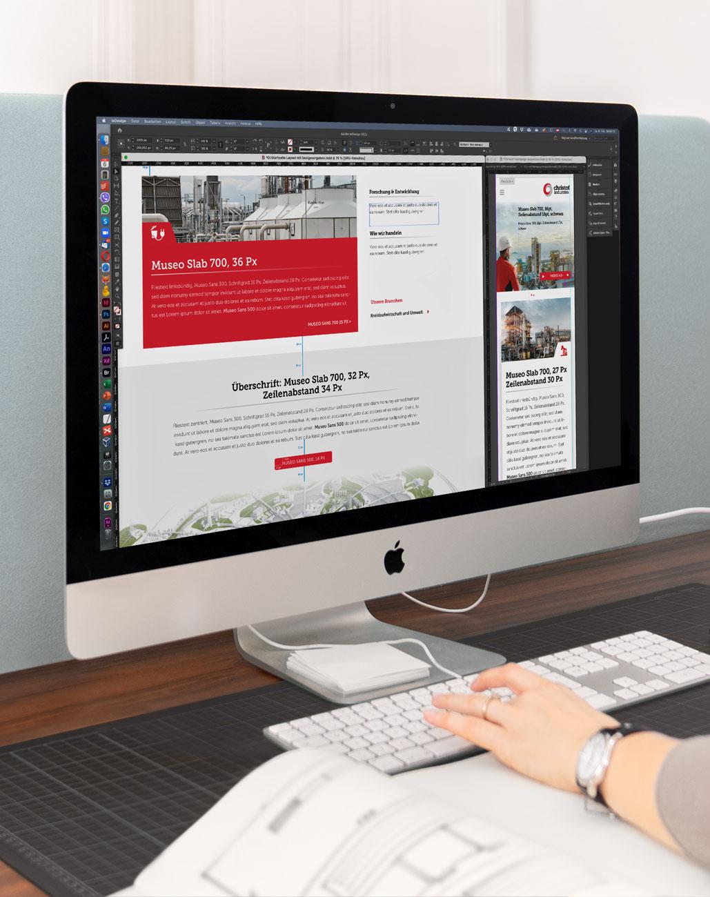 Website-Design erstellen lassen in Wien